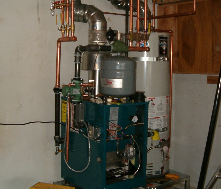 Steam boiler repair company in nj for Best heating system for home