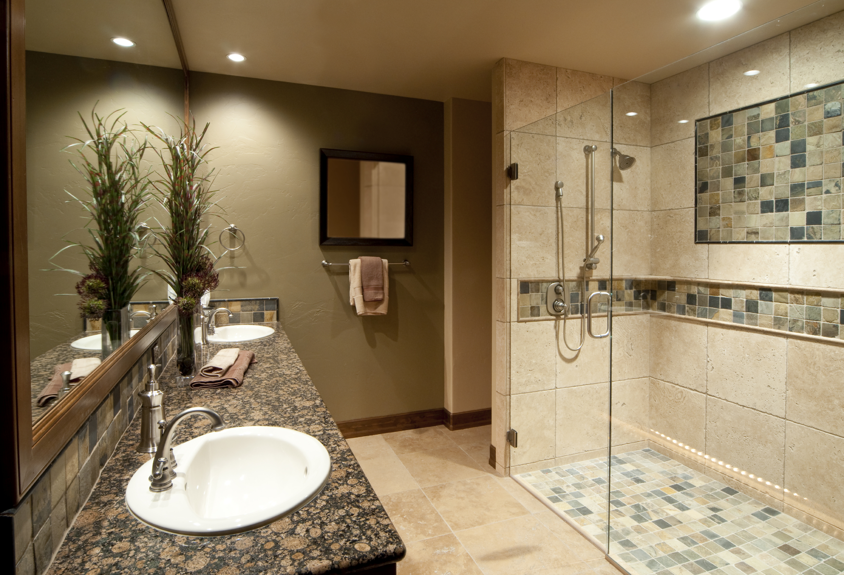 Remodeled Bathrooms Brilliant Tips For Bathroom Remodeling Decorating Inspiration